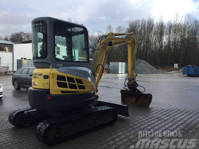 New Holland E39B SR