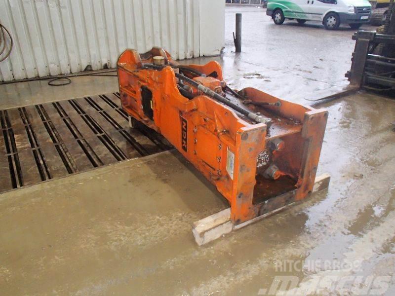 NPK E-225 A, Hydraulic pile hammers