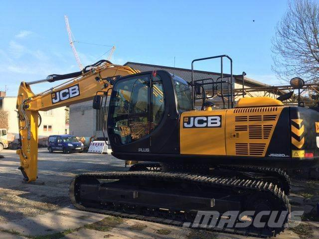 JCB JS220LC 22Tonnen