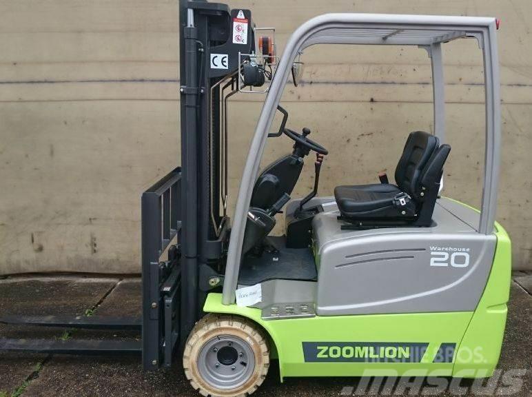 Zoomlion FE 20 Triplex 4800