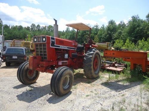 International Harvester F1066