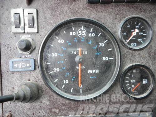 Mack MS250, 1989, Tippbilar