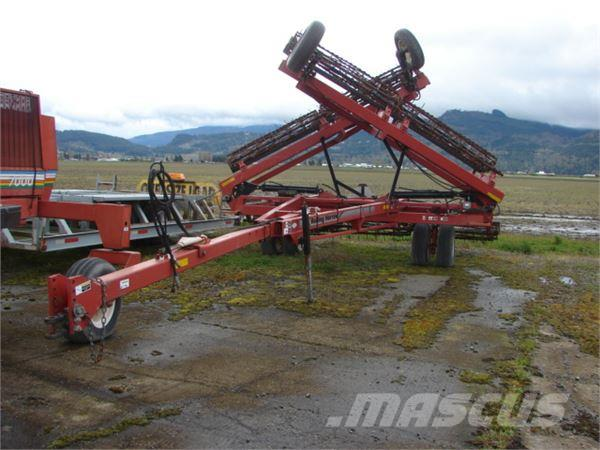 UNVERFERTH 1245D, 2007, Other tillage machines and accessories