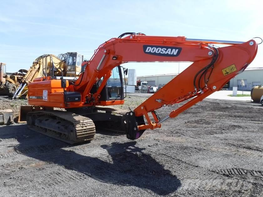 Doosan DX225 LC3