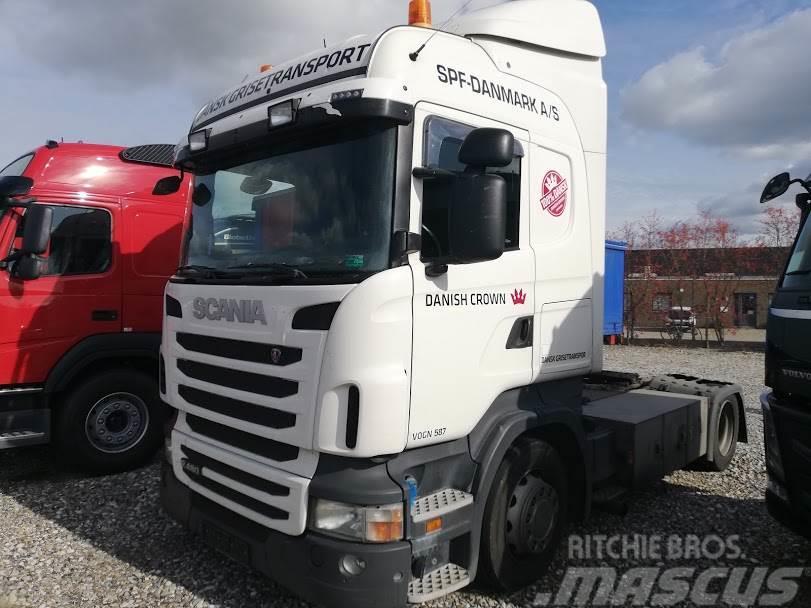 Scania R480 Mega