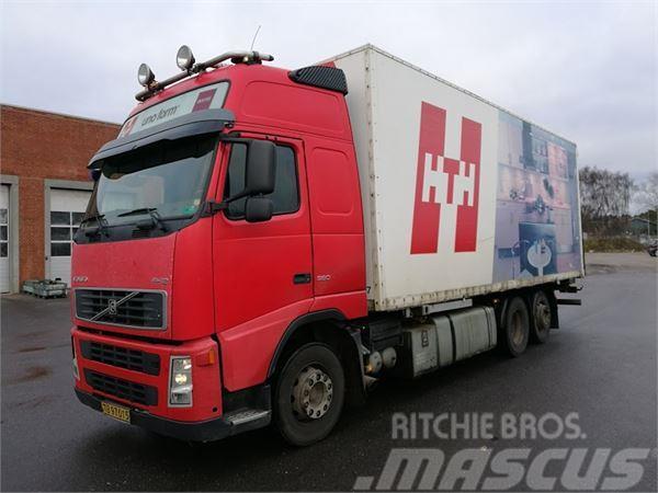 Volvo FH12 BDF-system