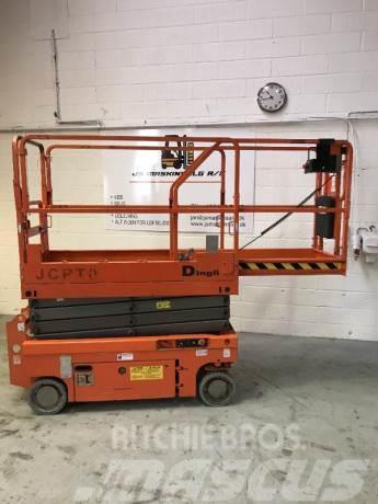 Dingli sakse lift 8 meters arbejdshøjde