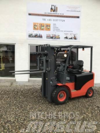 EP Fabriks ny 2 tons el gaffeltruck