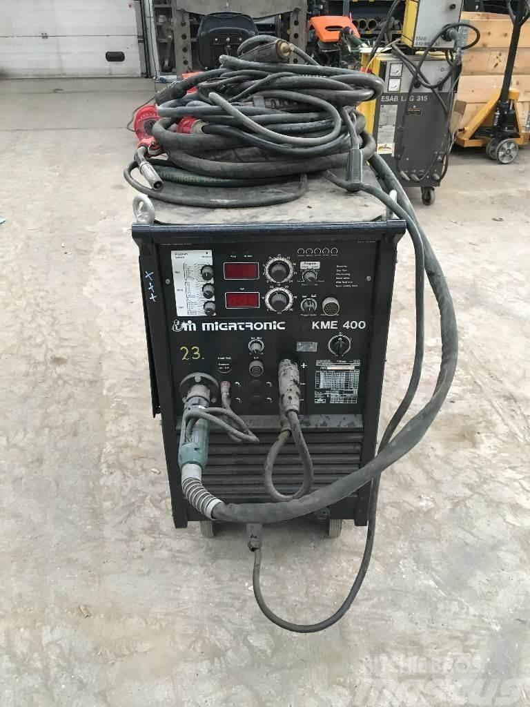 Migatronic KME 400
