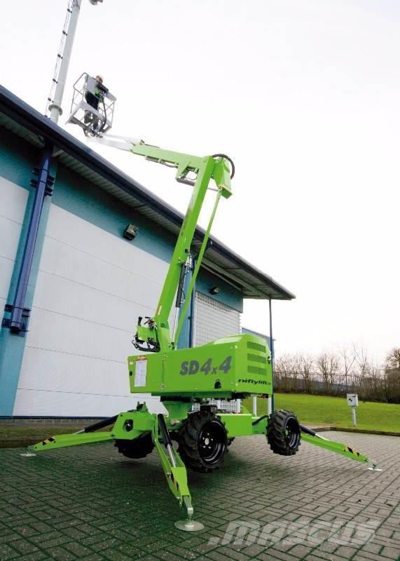 Niftylift SD120T 4X4