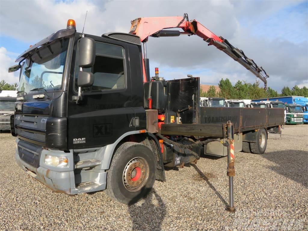 DAF CF65-250 4x2 Fassi F150 Euro 4