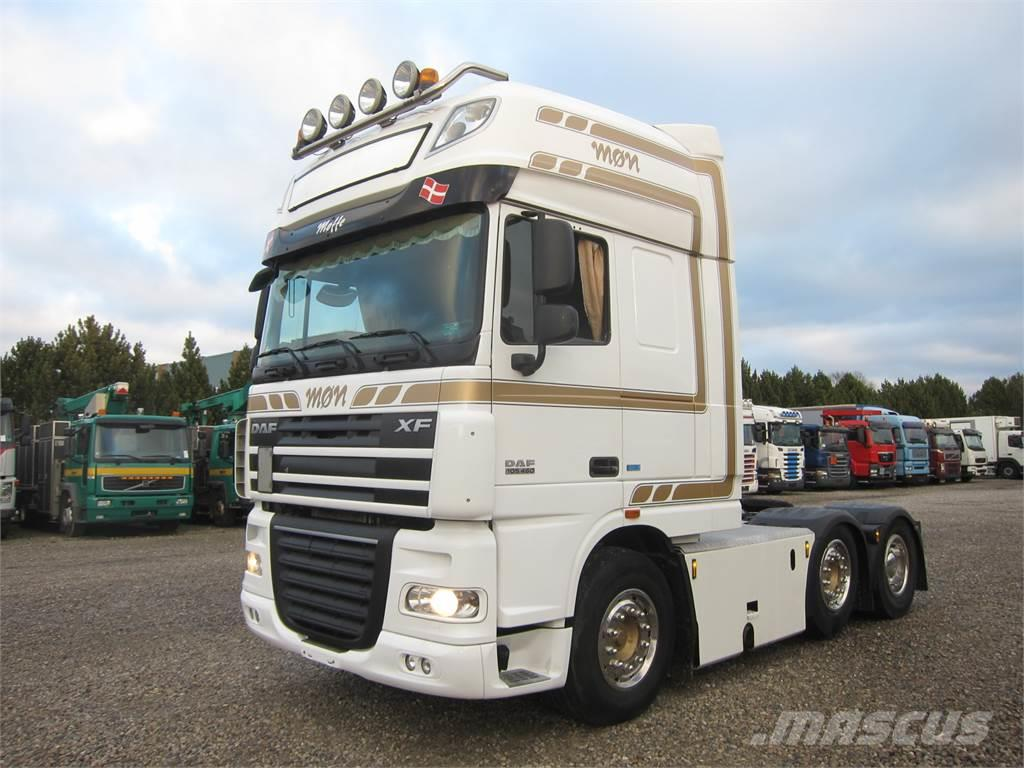 used daf xf 6x2 ssc tractor units year 2013 for. Black Bedroom Furniture Sets. Home Design Ideas