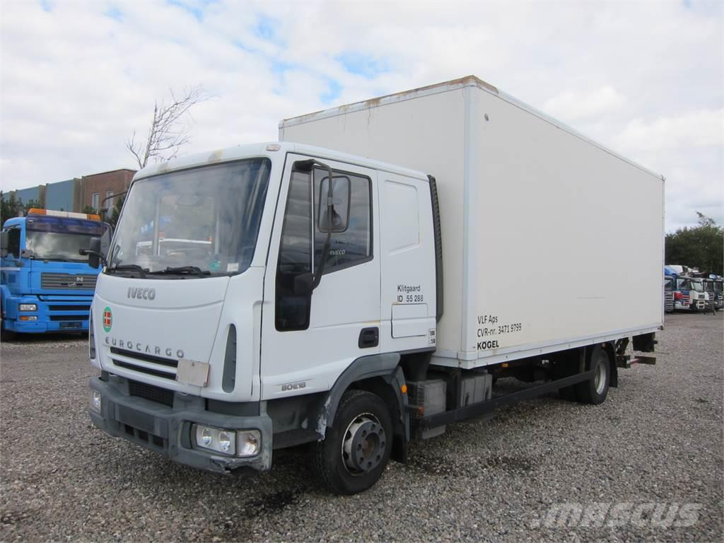 Iveco Eurocargo ML2Q 4x2