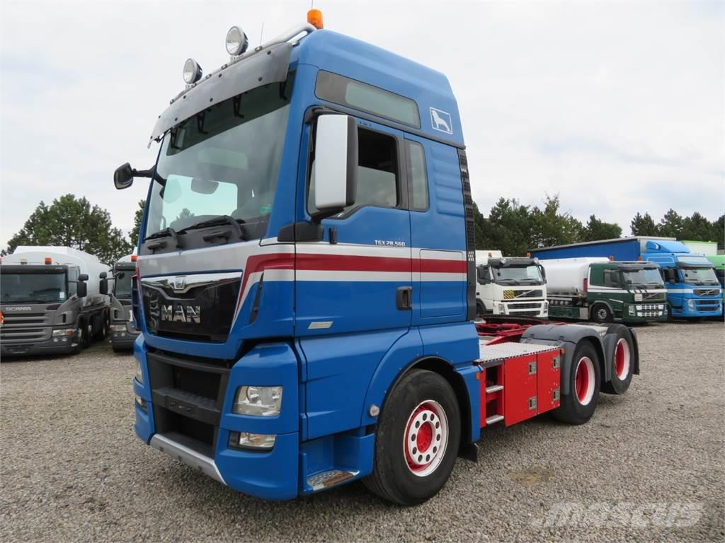 MAN TGX 28.560 D38 6x2 Euro 6
