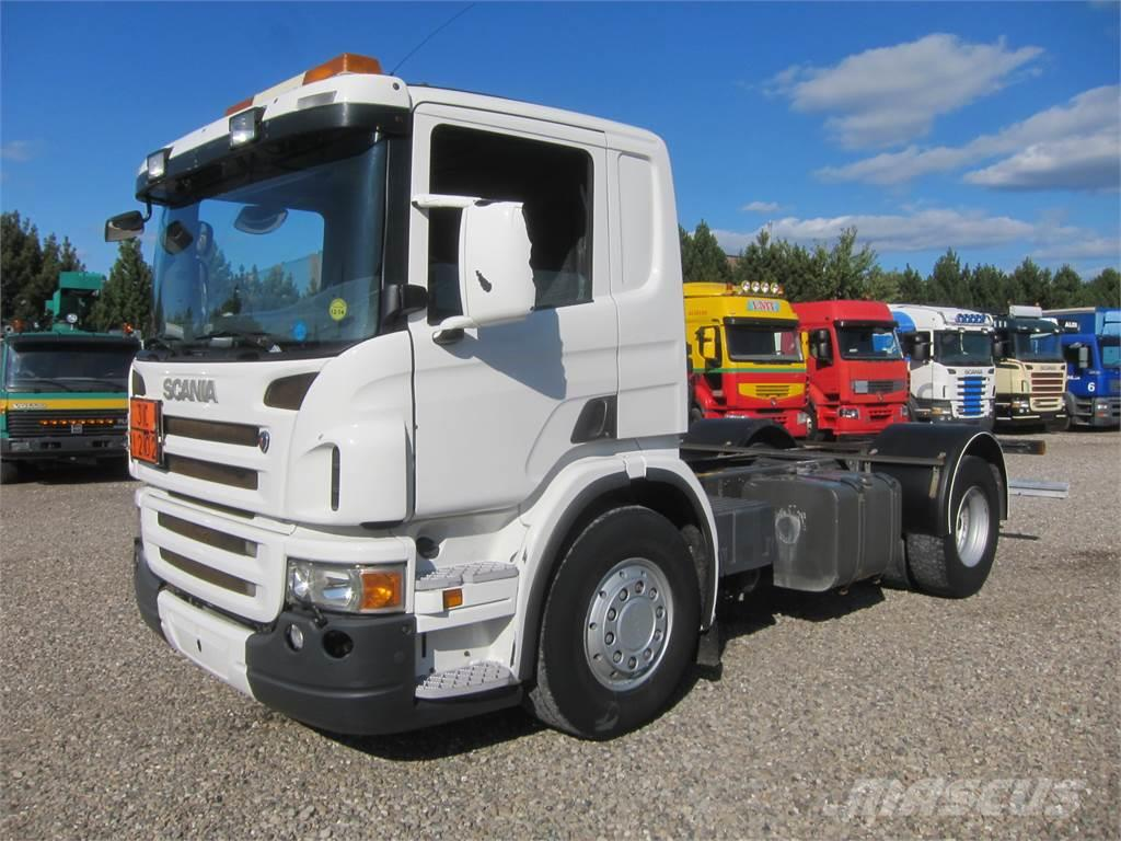 Scania P310 4x2 ADR Chassis