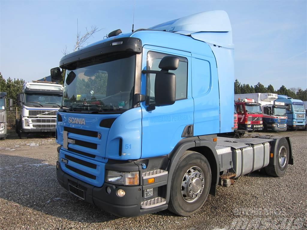 Scania P340 4x2 Euro 4