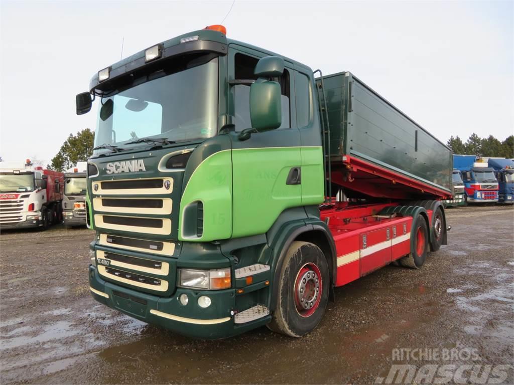 Scania R480 6x2*4 Manuel