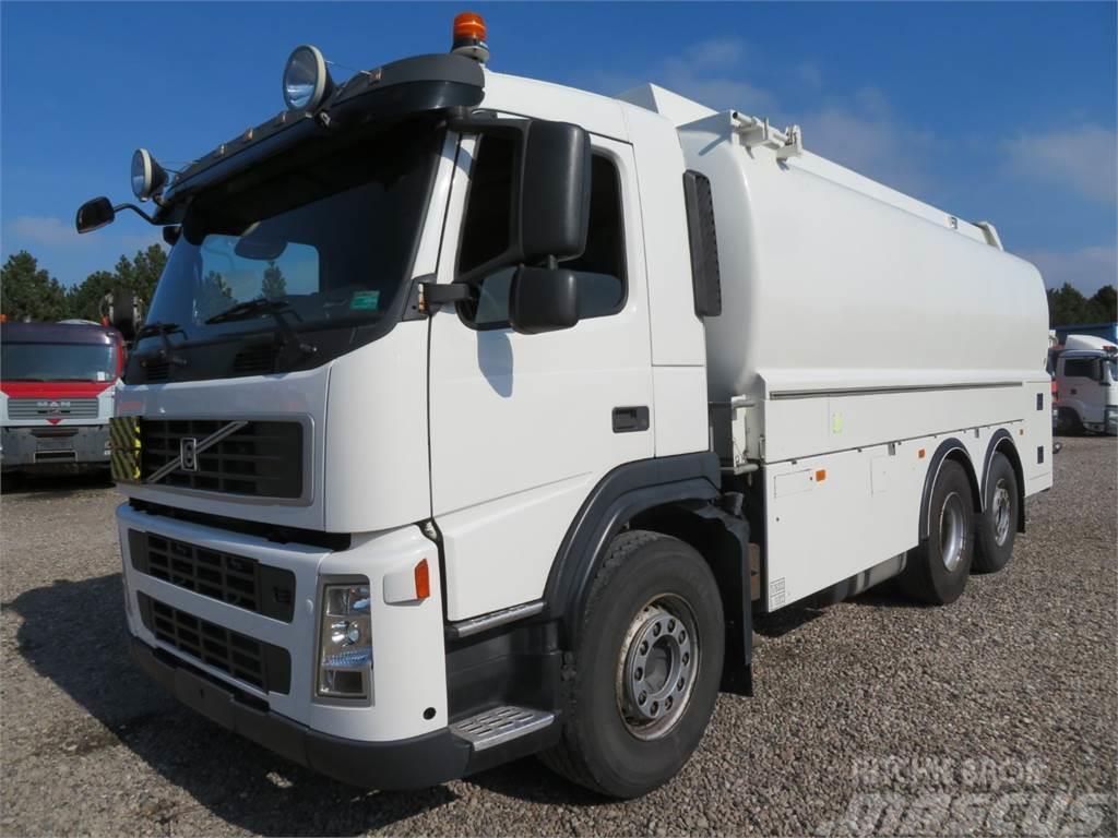 Volvo FM400 6x2*4 19.150 l. ADR Euro 4
