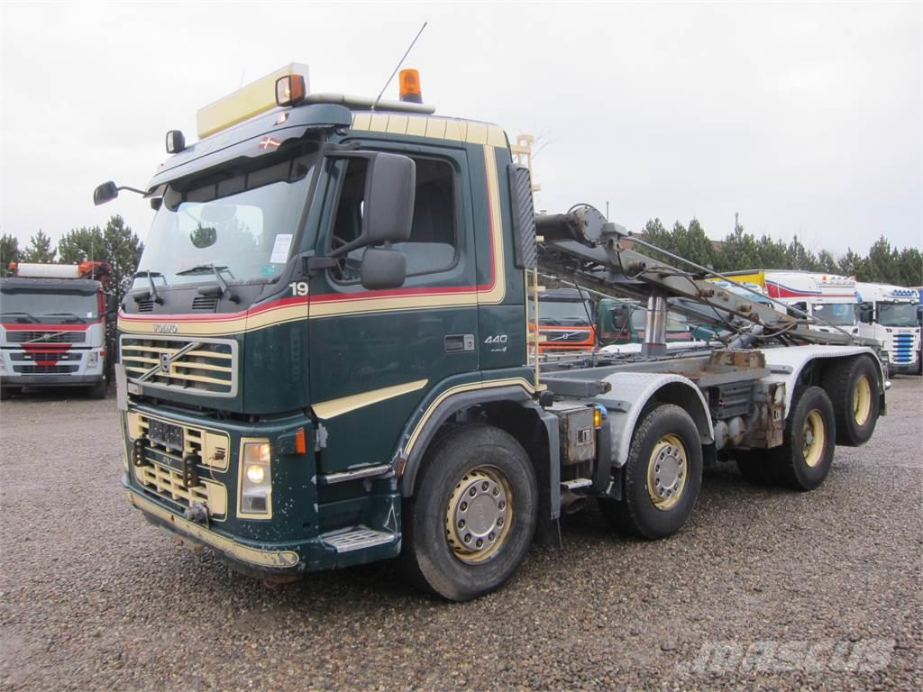 Volvo FM440 8x2 Hejs