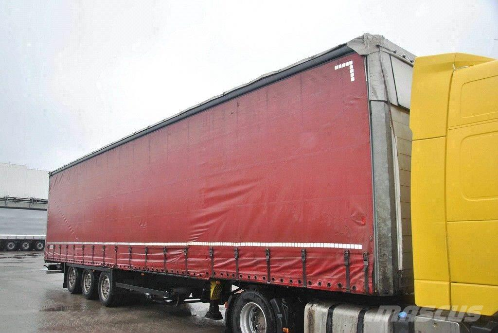 Schmitz Cargobull Schmitz Varios