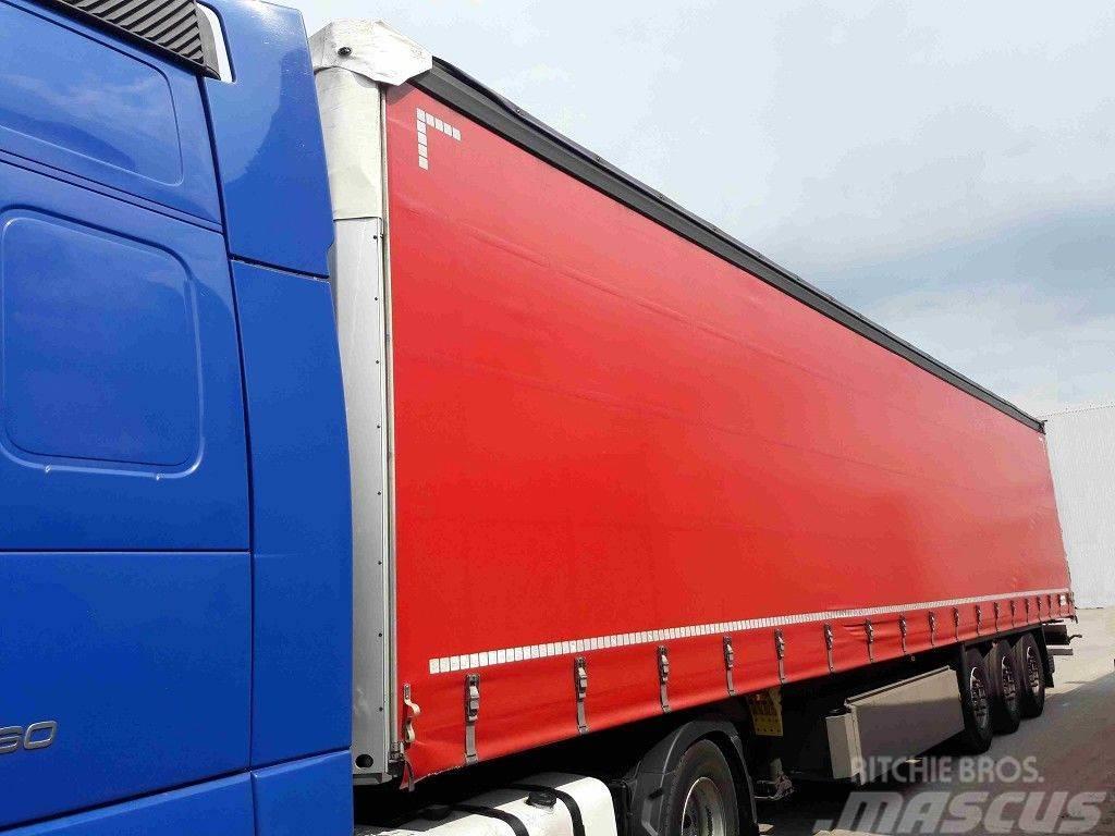 Schmitz Cargobull Schmitz Kosz paletowy, podnoszona oś, dealer Polsk