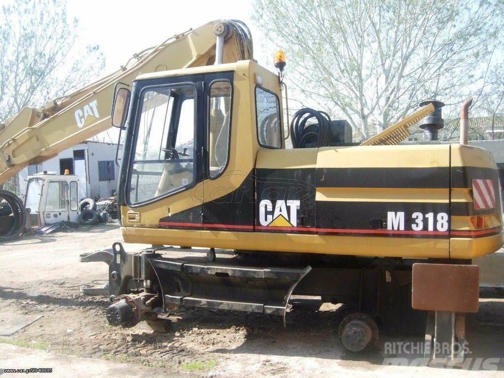 Caterpillar M318
