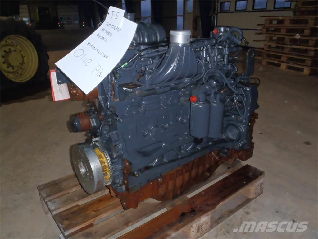[Other] Engine New Holland TS135A