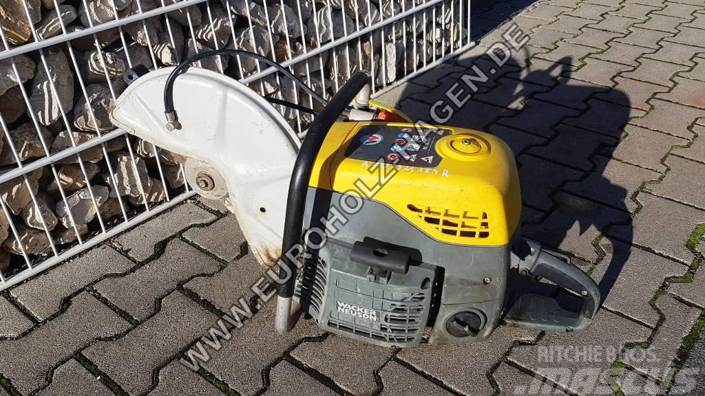 Wacker Neuson Benzintrennschneider BTS 635S Trennschleifer