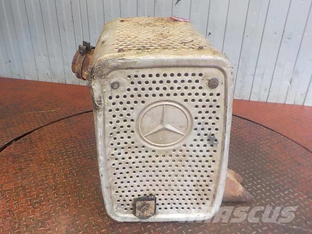 Mercedes-Benz Actros MPIII Exhaust silencer 9424902701 10553 942
