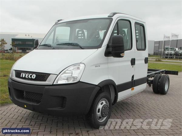 Iveco Daily 35C15 (2 Units)
