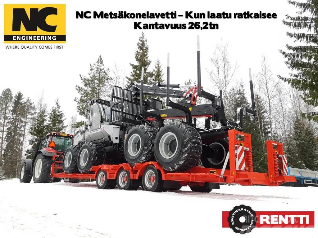 NC Metsäkonelavetti