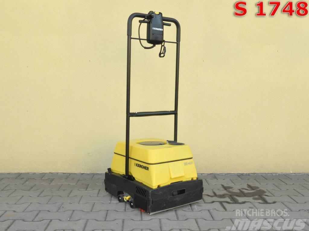 [Other] Scrubber dryer KARCHER BR 400