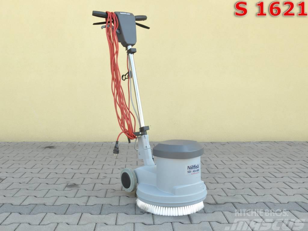 [Other] Scrubber dryer NILFISK SD 43-400