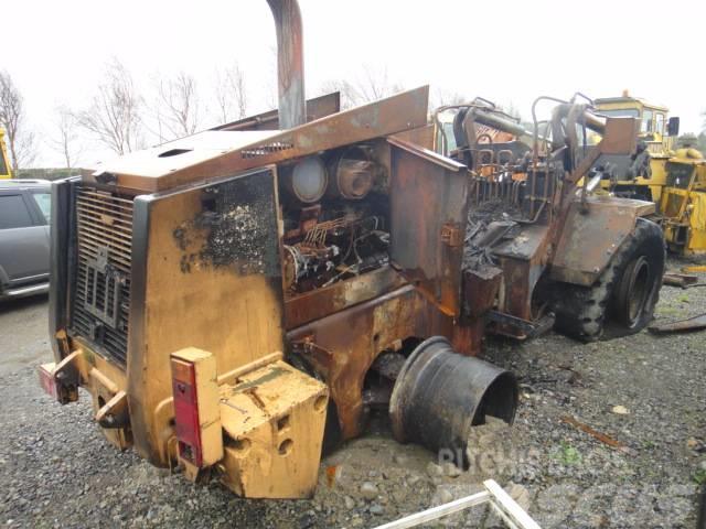 CASE 721C dismantling for parts