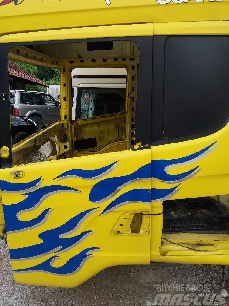 Scania kamionska kabina- truck cabin