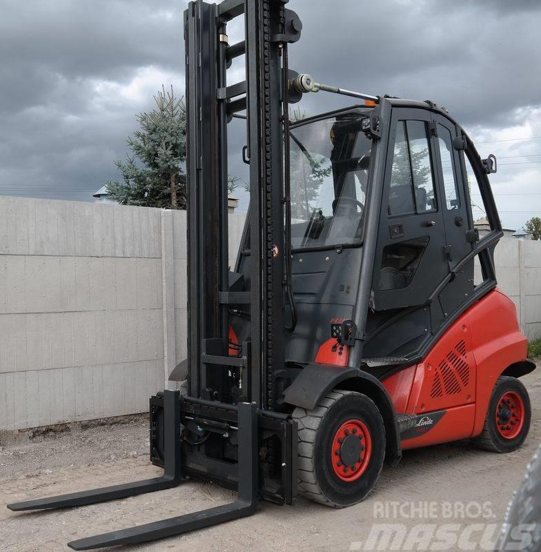 Linde H50D-01-600 394 Cargolifts