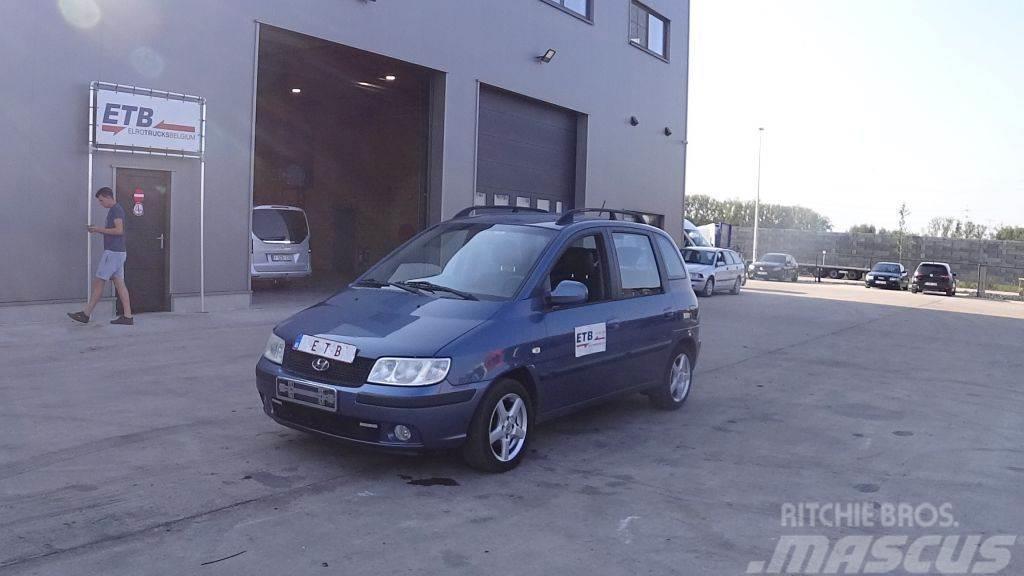 Hyundai Matrix 1.5 (AIRCO / BELGIAN CAR)