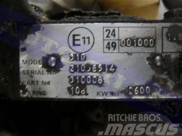 DAF 6BT / 6 BT / Cummins 310, 1991, Motorer