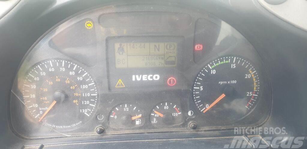 Iveco Trakker 450km
