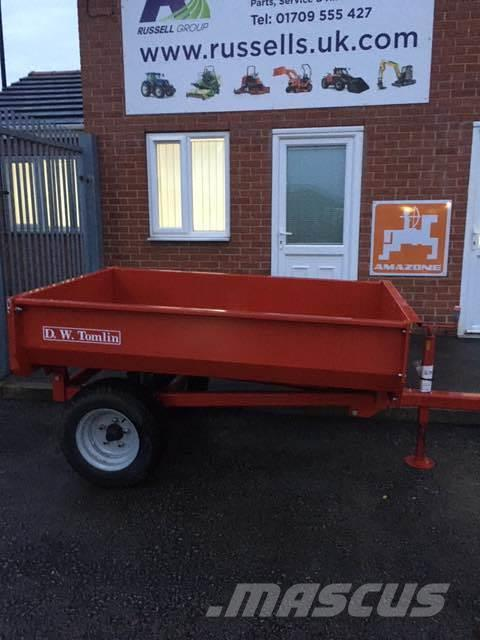 Ditch Witch Tomlin 1.25 Ton Non Tip