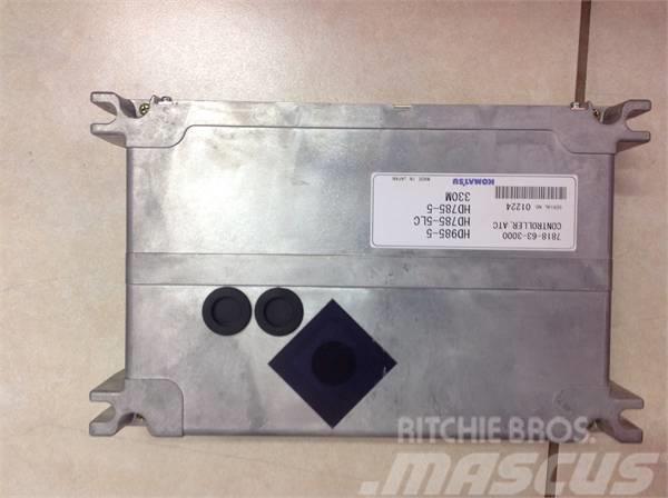 Komatsu HD785-5 ATC Controller