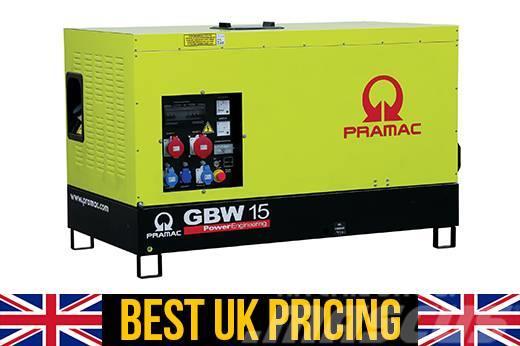 Pramac GBW 10kVA Genset for Home Single Phase UK Perkins