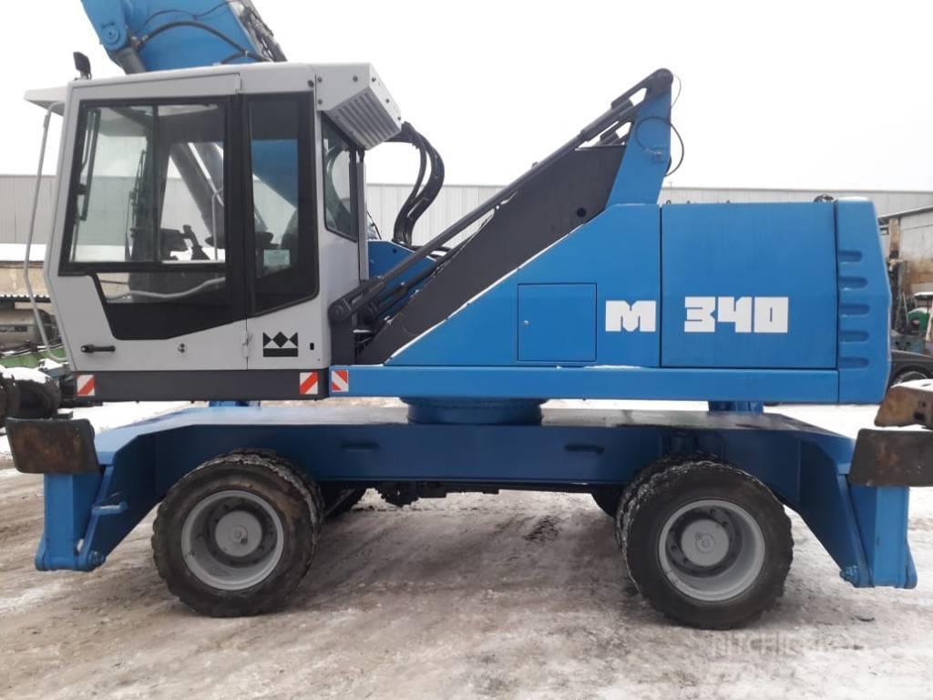 Terex Fuchs MHL 340