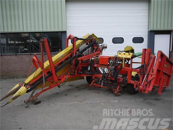 Porreau Super 782 preirooier Duijndam Machines
