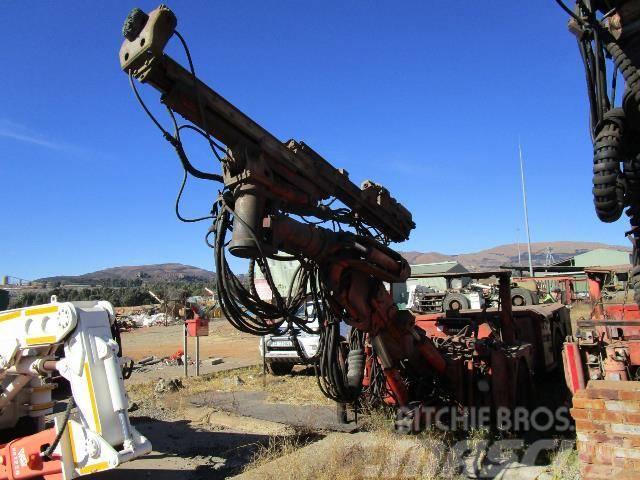 Sandvik DD 210L-V Drill Rig