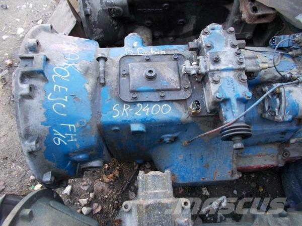 VOLVO FH16; SR2400