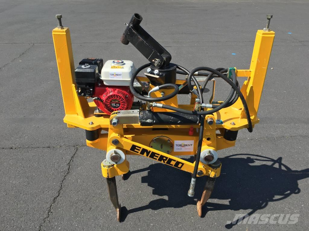 Enerco RT Tamping unit  for excavator MB1