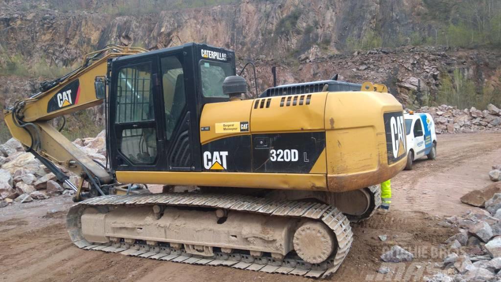 Caterpillar 320 D L  / 10477