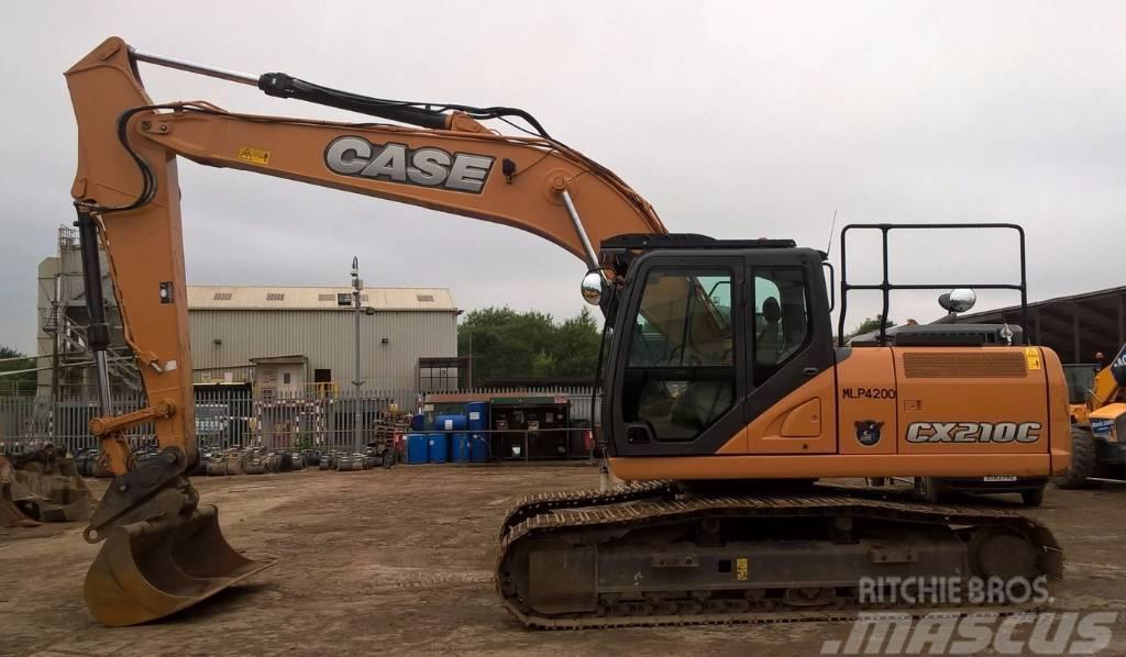 CASE CX210 L