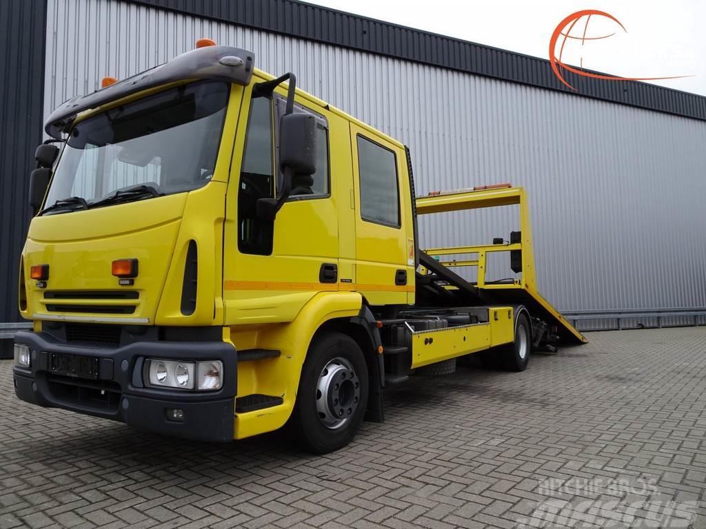 Iveco Eurocargo 130 ED 6T. Schuifplateau, Schiebplateu -